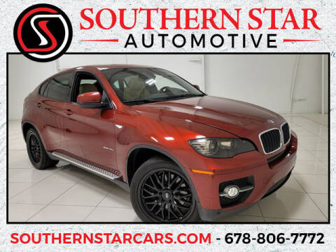 2009 BMW X6 for sale at Southern Star Automotive, Inc. in Duluth GA