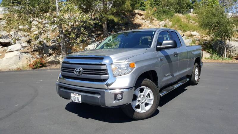 2015 Toyota Tundra for sale at Legend Auto Sales Inc in Lemon Grove CA