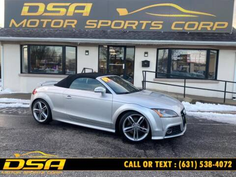 2009 Audi TTS for sale at DSA Motor Sports Corp in Commack NY