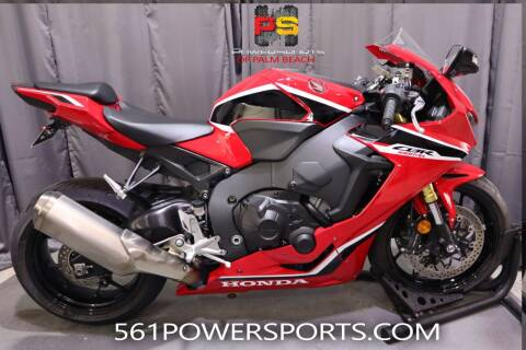 2018 Honda CBR1000RR for sale at Powersports of Palm Beach in Hollywood FL