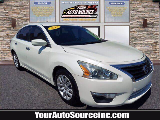 2014 Nissan Altima for sale at Your Auto Source in York PA