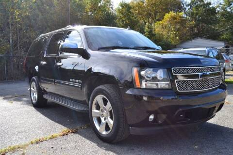 2014 Chevrolet Suburban for sale at Victory Auto Sales in Randleman NC