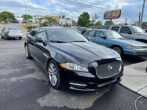 2014 Jaguar XJL for sale at Best Choice Auto Sales in Lexington KY