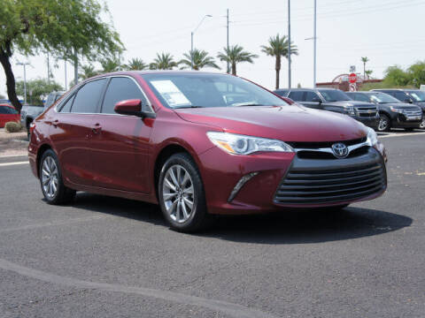 2017 Toyota Camry for sale at CarFinancer.com in Peoria AZ