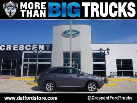2014 Lexus RX 350 for sale at Crescent Ford in Harahan LA