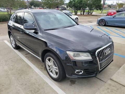2013 Audi Q5 for sale at JOE BULLARD USED CARS in Mobile AL