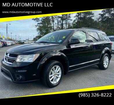 2015 Dodge Journey for sale at MD AUTOMOTIVE LLC in Slidell LA
