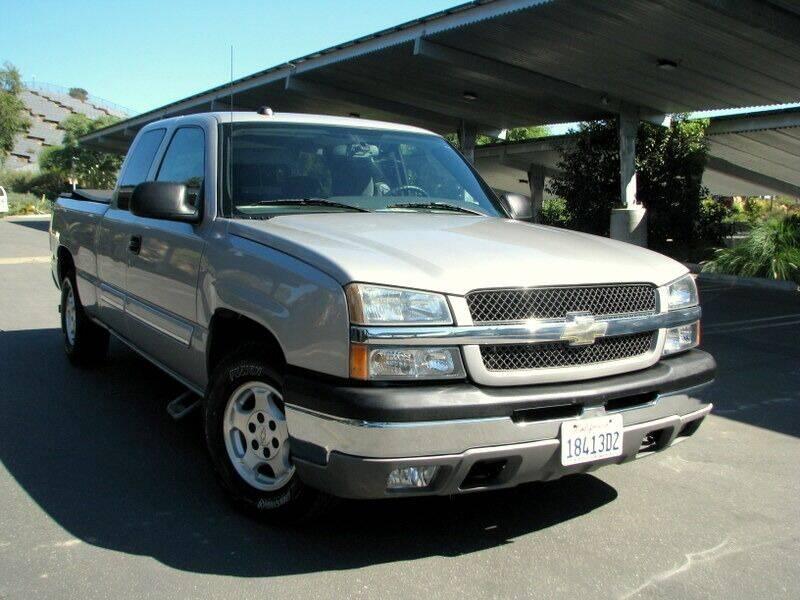 2004 Chevrolet Silverado 1500 for sale at Used Cars Los Angeles in Los Angeles CA