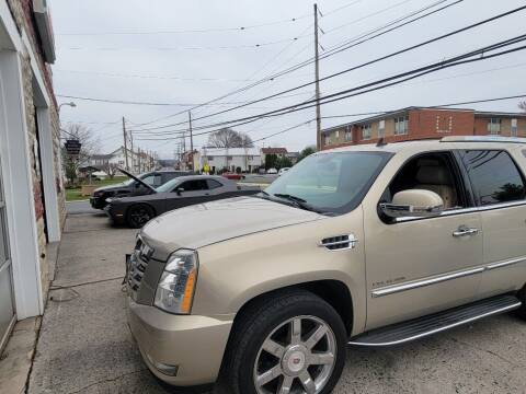 2010 Cadillac Escalade for sale at Fortnas Used Cars in Jonestown PA