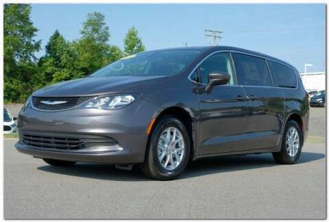 2020 Chrysler Voyager for sale at WHITE MOTORS INC in Roanoke Rapids NC