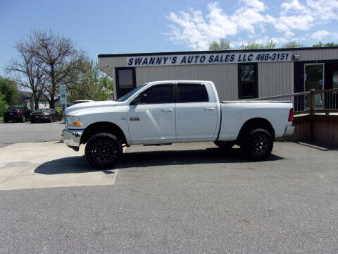 2012 RAM Ram Pickup 2500 for sale at Swanny's Auto Sales in Newton NC