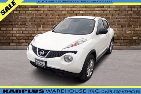 2014 Nissan JUKE for sale at Karplus Warehouse in Pacoima CA