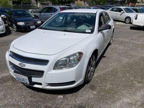 2011 Chevrolet Malibu for sale at SNS AUTO SALES in Seattle WA