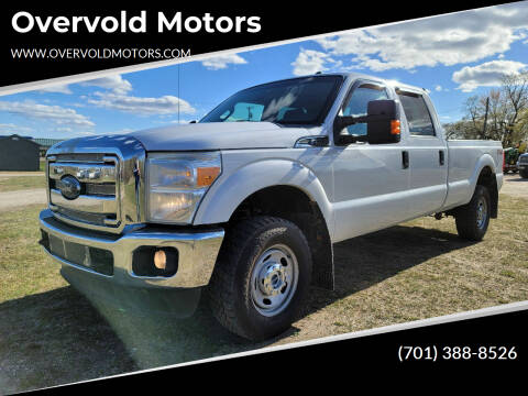 2012 Ford F-350 Super Duty for sale at Overvold Motors in Detroit Lakes MN