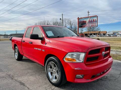 2012 RAM Ram Pickup 1500 for sale at Albi Auto Sales LLC in Louisville KY