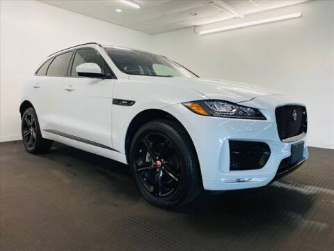 2019 Jaguar F-PACE for sale at Champagne Motor Car Company in Willimantic CT