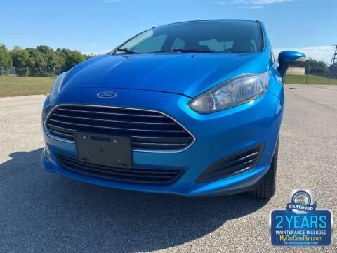 2014 Ford Fiesta for sale at Destin Motors in Plano TX