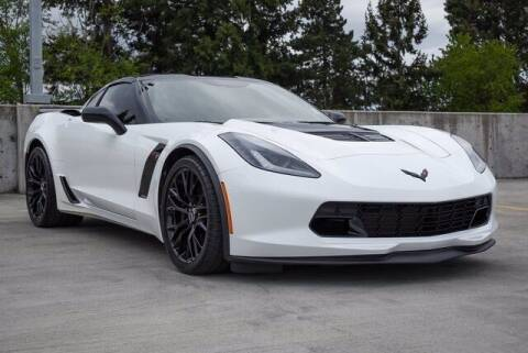 2015 Chevrolet Corvette for sale at Washington Auto Credit in Puyallup WA