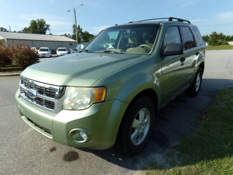2008 Ford Escape for sale at Creech Auto Sales in Garner NC