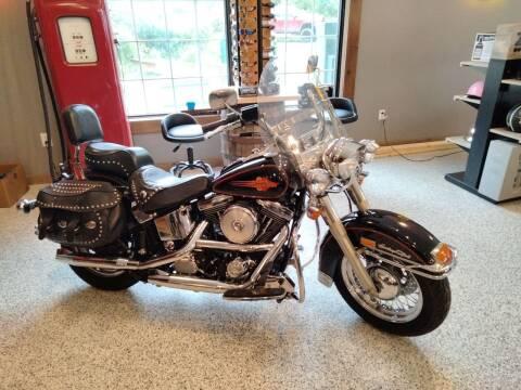 1992 Harley-Davidson HERITAGE SOFTAIL CLASSIC FLSTC for sale at Boondox Motorsports in Caledonia MI