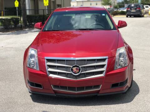 2008 Cadillac CTS for sale at Carlando in Lakeland FL