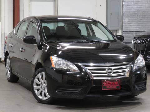 2015 Nissan Sentra for sale at CarPlex in Manassas VA