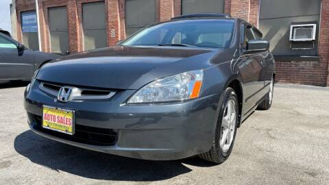 2003 Honda Accord for sale at Rocky's Auto Sales in Worcester MA