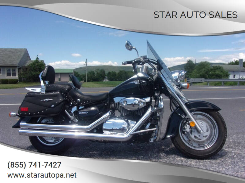 2005 Suzuki Boulevard  for sale at Star Auto Sales in Fayetteville PA