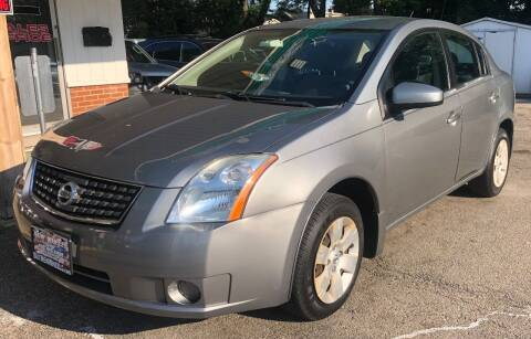 2007 Nissan Sentra for sale at New Wheels in Glendale Heights IL