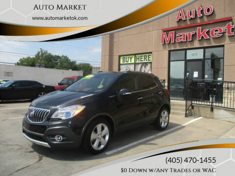 2015 Buick Encore for sale at Auto Market in Oklahoma City OK