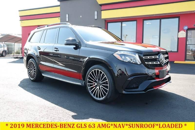2019 Mercedes-Benz GLS for sale at L & S AUTO BROKERS in Fredericksburg VA