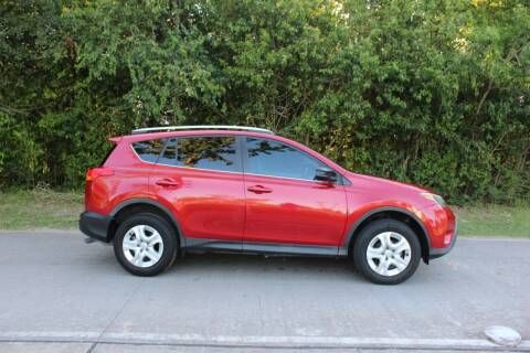 2013 Toyota RAV4 for sale at Clear Lake Auto World in League City TX