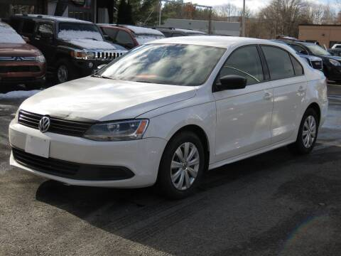 2013 Volkswagen Jetta for sale at United Auto Service in Leominster MA