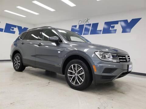 2019 Volkswagen Tiguan for sale at HILEY MAZDA VOLKSWAGEN of ARLINGTON in Arlington TX
