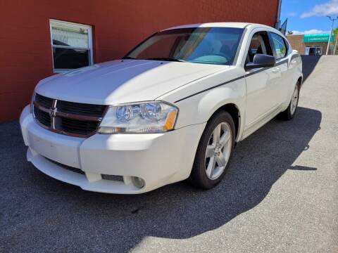 2008 Dodge Avenger for sale at J & T Auto Sales in Warwick RI