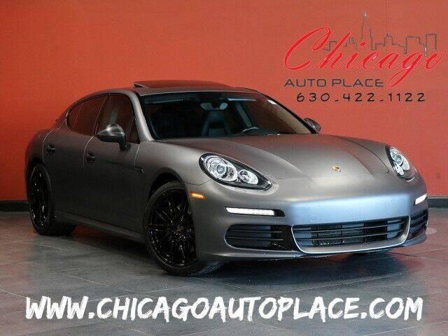 2015 Porsche Panamera for sale at Chicago Auto Place in Bensenville IL