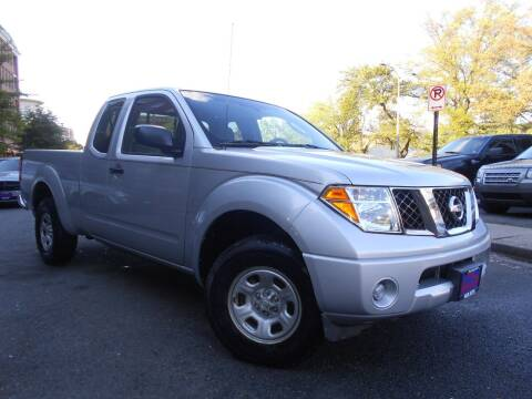 2006 Nissan Frontier for sale at H & R Auto in Arlington VA