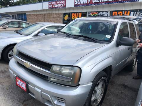 2006 Chevrolet TrailBlazer for sale at Sonny Gerber Auto Sales in Omaha NE