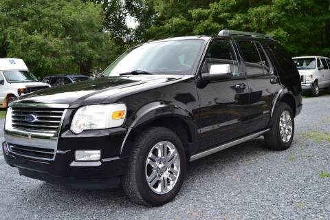 2010 Ford Explorer for sale at Victory Auto Sales in Randleman NC