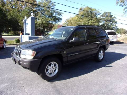 2003 Jeep Grand Cherokee for sale at Good To Go Auto Sales in Mcdonough GA