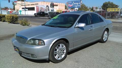 2003 Lincoln LS for sale at Larry's Auto Sales Inc. in Fresno CA