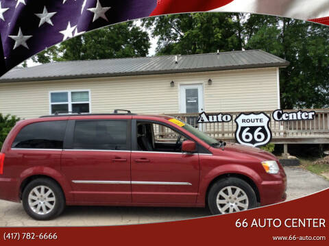 2014 Chrysler Town and Country for sale at 66 Auto Center in Joplin MO