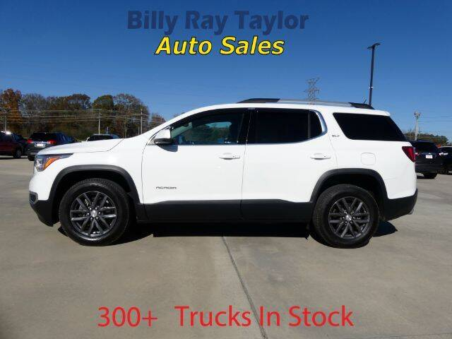 2017 GMC Acadia for sale at Billy Ray Taylor Auto Sales in Cullman AL
