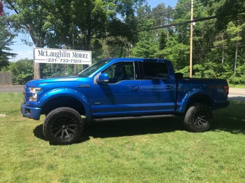 2015 Ford F-150 for sale at McLaughlin Motorz in North Muskegon MI