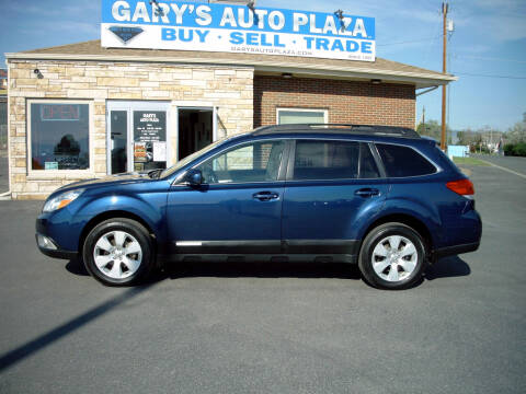 2010 Subaru Outback for sale at GARY'S AUTO PLAZA in Helena MT