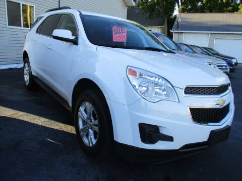 2015 Chevrolet Equinox for sale at SPRINGFIELD AUTO SALES in Springfield WI