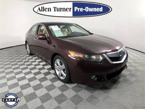 2009 Acura TSX for sale at Allen Turner Hyundai in Pensacola FL