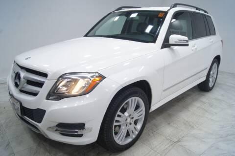 2013 Mercedes-Benz GLK for sale at Sacramento Luxury Motors in Carmichael CA