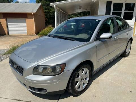 2006 Volvo S40 for sale at Efficiency Auto Buyers in Milton GA