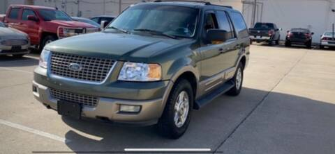 2003 Ford Expedition for sale at VICTORY LANE AUTO in Raymore MO
